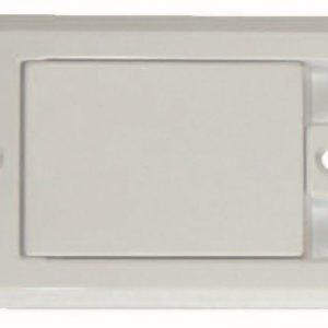Saugsteckdose Kunststoff weiß – 150115